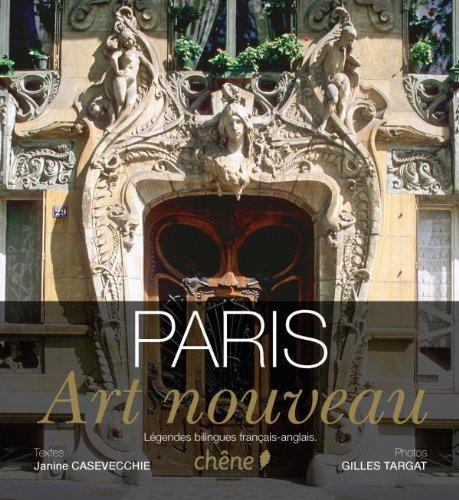 9782812300240: Paris Art nouveau (Paris balades)