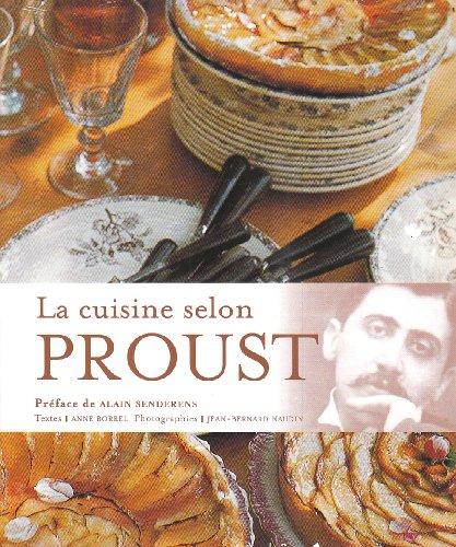 9782812300684: La cuisine selon Proust