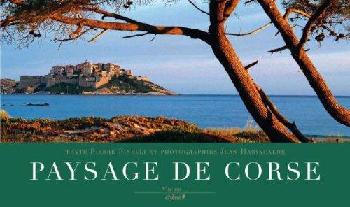 9782812303883: Paysages de Corse