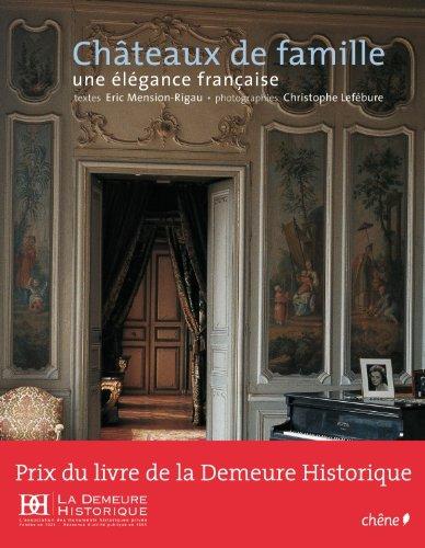 9782812304040: Châteaux de famille - Brochée