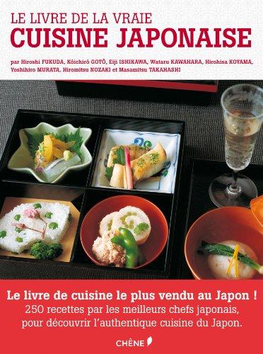 9782812304132: Le livre de la vraie cuisine japonaise