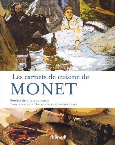 9782812304415: Les carnets de cuisine de Monet