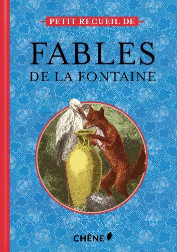 9782812307638: Petit recueil de fables de La Fontaine