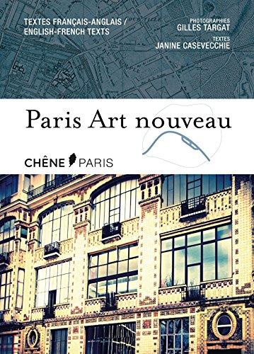 9782812309830: Paris Art nouveau (Patrimoine)