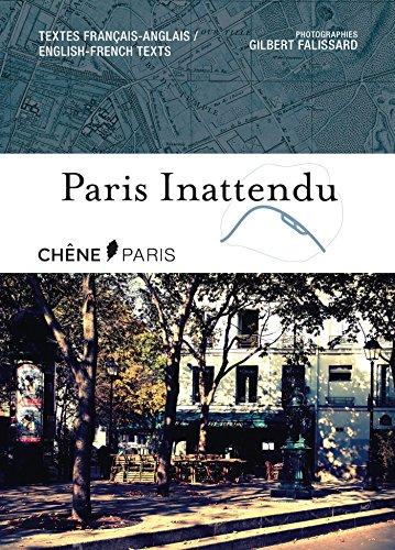 PARIS INATTENDU (FRANÇAIS-ANGLAIS): COLLECTIF