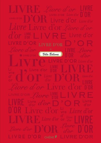 NED Livre d'or Rouge grand: Collectif