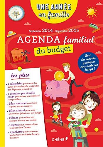 Agenda du budget familial Une année en: Collectif
