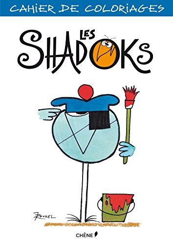 9782812311420: Cahier de coloriages Shadoks