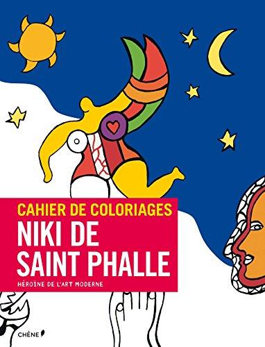 9782812312526: Cahier de coloriages Niki de Saint Phalle