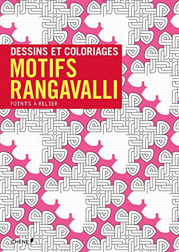 Motifs Rangavalli : points à relier (CHENE