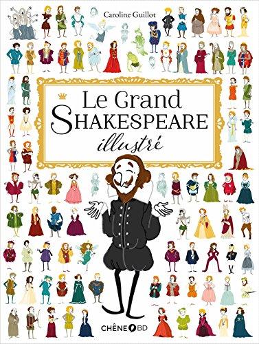 9782812313523: Le Grand Shakespeare illustré