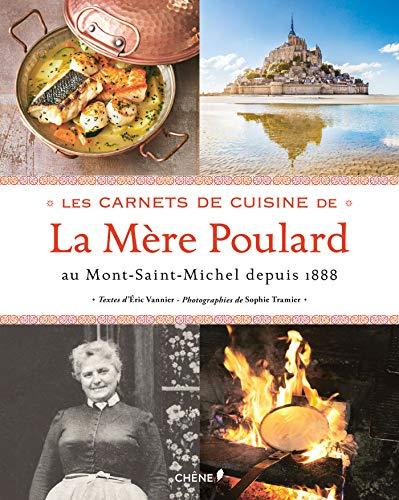 9782812317729: Les carnets de cuisine de la mère Poulard
