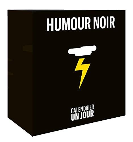 9782812318344: Calendrier Un jour - Humour noir