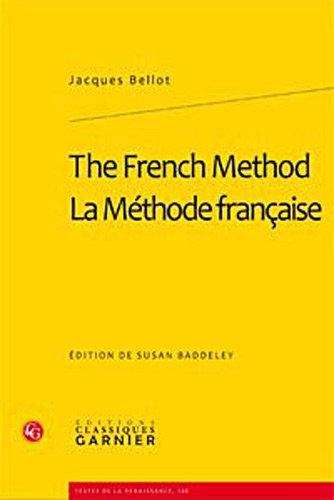 La Méthode française : Edition bilingue français-anglais: Bellot, Jacques