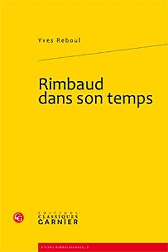 Rimbaud dans son temps: Yves Reboul