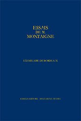 """""""fac-similé en quadrichromie de l'""""""""Exemplaire de Bordeaux"""""""" ..."""