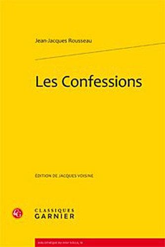 les confessions: Jacques Voisine