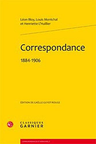 9782812403910: Correspondance : 1884-1906