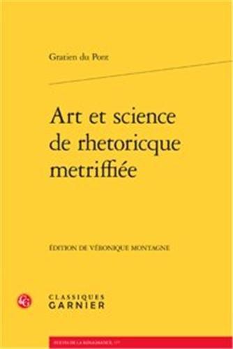 Art et science de rhétoricque métriffiée