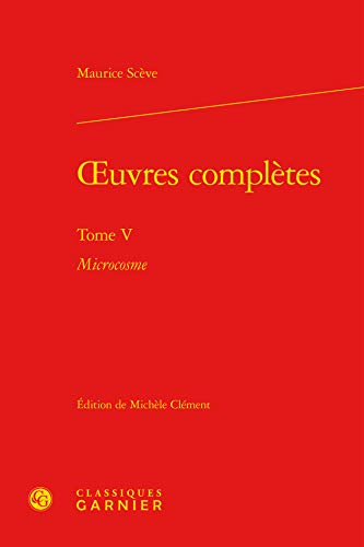 9782812412523: Oeuvres complètes : Tome 5, Microcosme