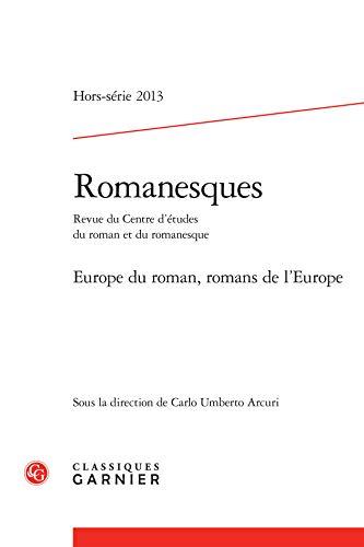 Romanesques, 2013, Hors-série :