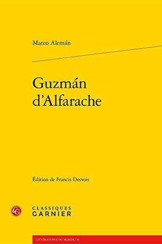 9782812429590: Guzman d'Alfarache
