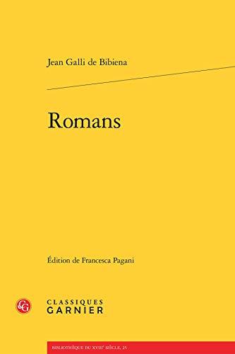 Romans: Jean Galli de Bibiena