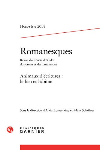 9782812433641: Romanesques, 2014, hors-série :