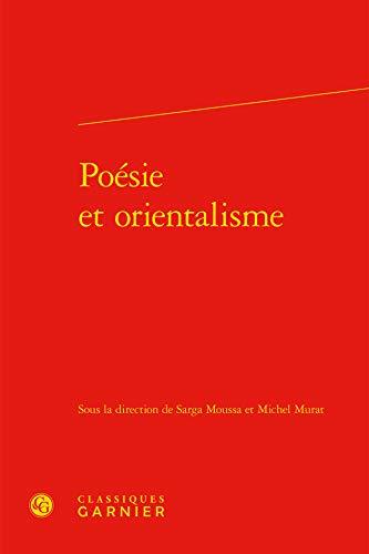 Poesie Orientalisme: Collectif