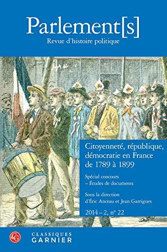 9782812446764: Parlement[S] Revue d Histoire Politique 22
