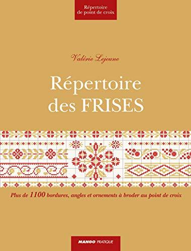 9782812500459 Répertoire Des Frises Plus De 1100 Bordures