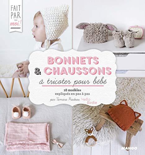 9782812503221: Bonnets et chaussons à tricoter pour bébé