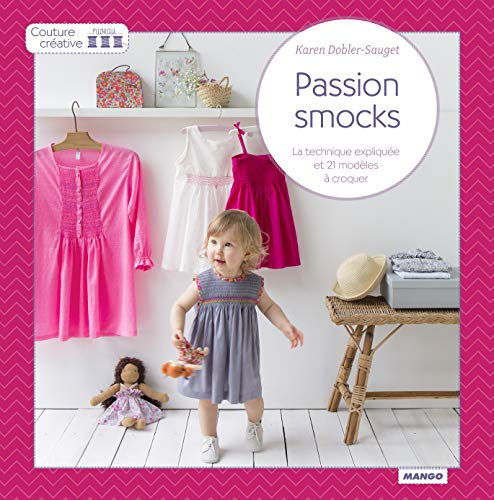 9782812503337: Couture creative passion smocks (Couture créative)