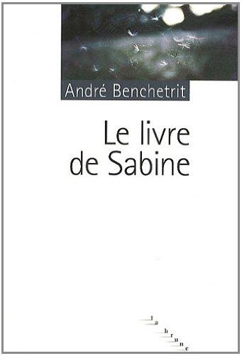 9782812602153: Le livre de Sabine