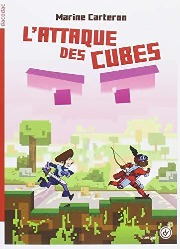 9782812616785: L'attaque des cubes