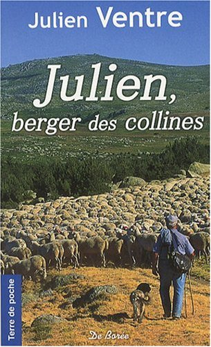 9782812901058: Julien, berger des collines