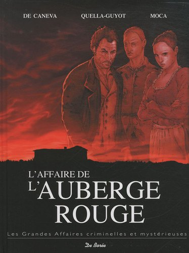9782812901409: L'affaire de l'auberge rouge