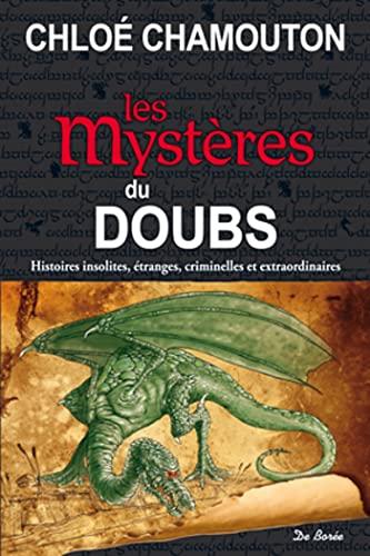 9782812901508: Doubs mystères