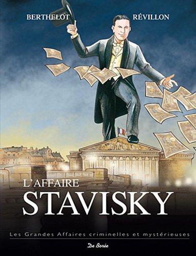 Affaire stavisky (l'): Luc Révillon