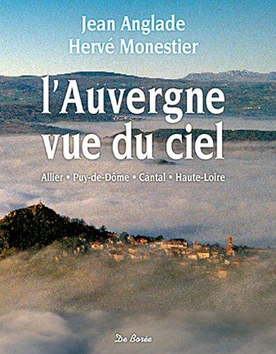 9782812906657: Auvergne Vue du Ciel (l')