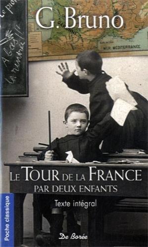 9782812908002: Le tour de la France par deux enfants