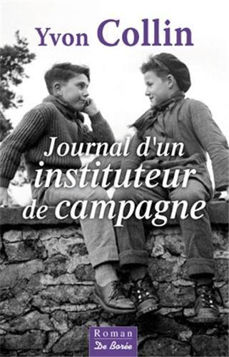 9782812909061: Journal d'un instituteur de campagne