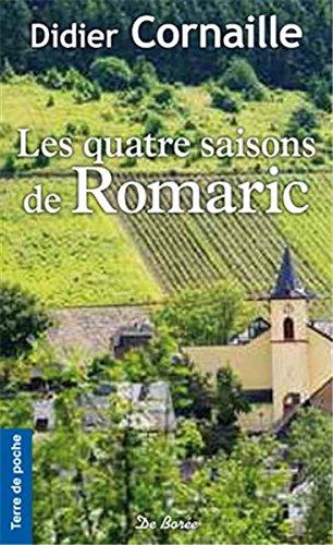 9782812914751: Quatre saisons de Romaric (Les)