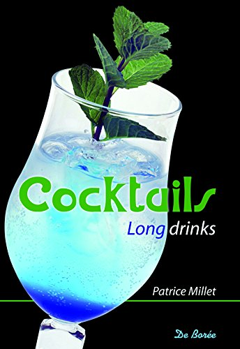 9782812915116: Cocktails long drinks