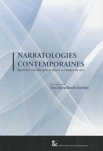 9782813000200: Narratologies contemporaines (French Edition)