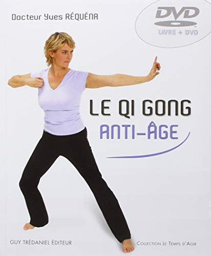 QI GONG ANTI AGE + DVD: REQUENA YVES