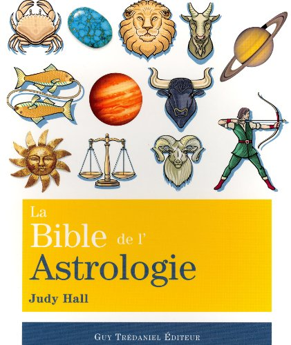 La Bible de l'Astrologie (281320238X) by [???]