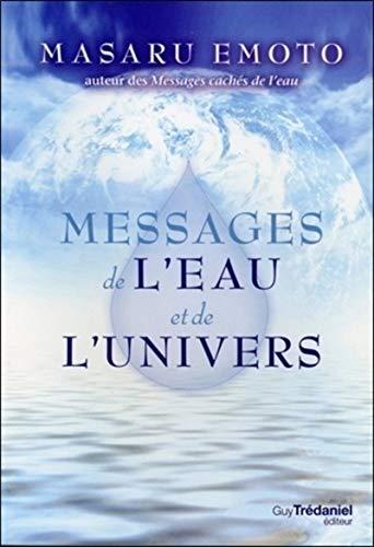 9782813203502: Messages de l'eau et de l'univers