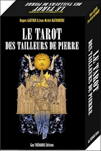 Coffret Le Tarot des tailleurs de pierre: Jean-Michel Mathonière; Hugues