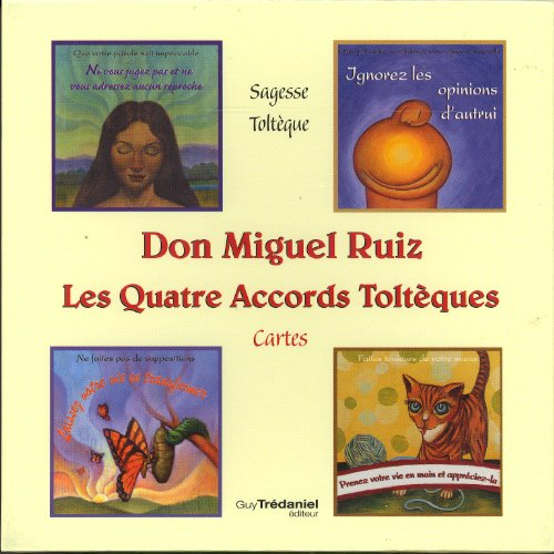 9782813205889: Don Miguel Ruiz, les quatre accords toltèques